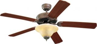 Monte Carlo Ceiling Fan