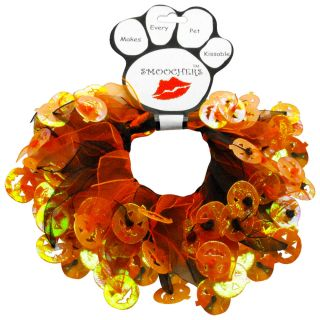 Party Halloween Pumpkins Pet Dog Collar