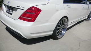 19 Ace Executive Wheels Silver Mercedes E C Class C250 C300 C350 E350 E550 AMG