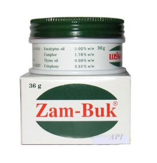 Zam BUK Ointment 36g Pain Relief Massage Balm Outdoor Camping Climbing