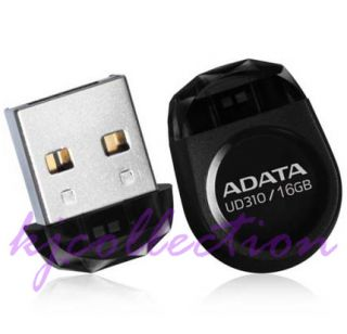 ADATA UD310 16GB 16g USB Flash Pen Drive Mini Nano Tiny Tablet Storage Black
