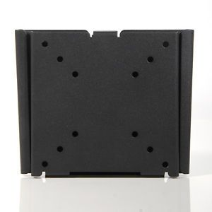 Low Profile LCD LED Flat Pannel Monitor TV Wall Mount Bracket 15 17 19 20 22 24