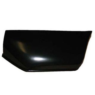 Lower Rear Quarter Panel Passenger Side EDP Coated 1964 1966 Ford Mustang