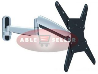 True Full Motion Articulating Tilt Swivel LED TV Wall Mount 32 36 37 40 42 46