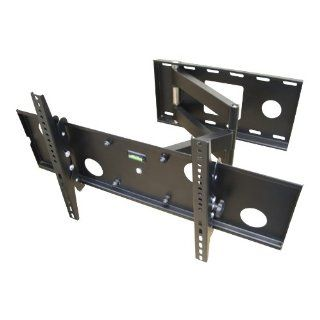 "Mount It Apsamb 37 60"" LCD TV Wall Mount Bracket with Full Motion Swing Out Tilt"