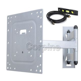 Full Motion Articulating LCD LED Plasma TV Wall Mount 22 24 26 27 32 37 40 42MB2