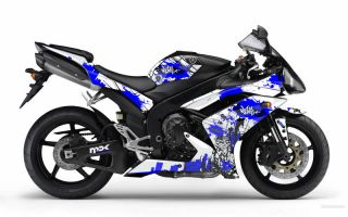 Yamaha R6 Graphics Kit