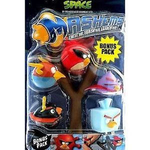 Angry Birds Space Mashems Bonus Pack New Toys and Games