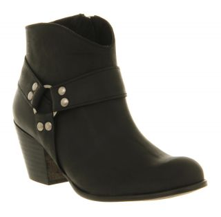 Womens Black Dingo Boots