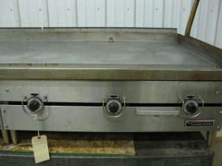 "Garland 60"" Heavy Duty Gas Griddle Flat Top Grill 5'"