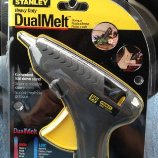 Hot Glue Gun Stanley Heavy Duty Dual Melt