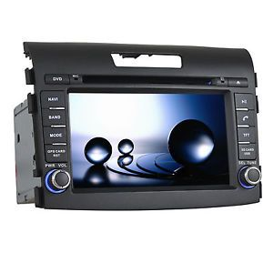 "7"" Touch Screen Car Stereo DVD GPS for Honda CRV CR V 2012 2013 2014 Head Unit"