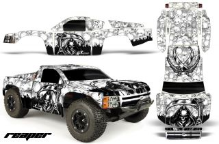 AMR RC Graphic Decal Kit Upgrade Proline Chevy Silverado Traxxas Slash Reaper WH