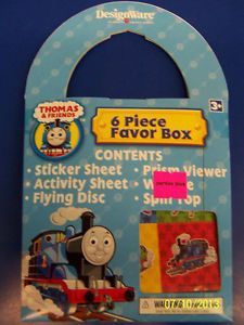 RARE Thomas The Tank Engine Train Kids Birthday Party Favor Toy Gift Goody Bag
