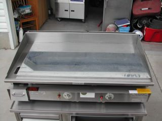 Keating Miraclean Commercial Restaurant Grill Griddle