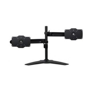 Dyconn DE732S s Raven Vanguard Series Gaming Dual Monitor Mount Stand