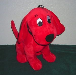 "Clifford The Big Red Dog Kohl's Cares for Kids 14"" Plush Toy"