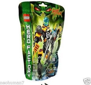 Lego 44012 Hero Factory EVO New in New in Box Toy for Kids