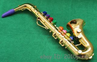Mini Musical Instrument Toy Saxophone Child Gift