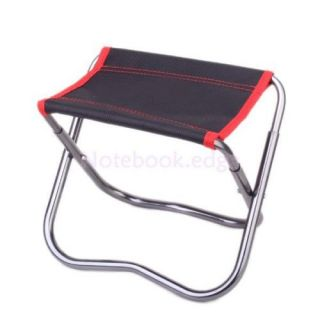 Portable Stand Folding Stool Seat Chair Camping Fishing Picnic for Kids Child