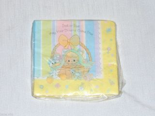 New Precious Moments 16 Lunch Napkins Baby Shower Party Supplie