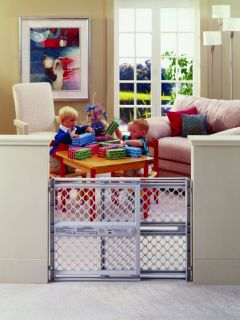 North States Supergate III Baby Child Safety Pet Gate