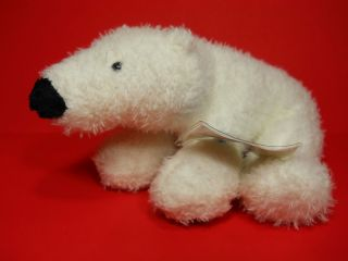 Webkinz Polar Bear HM116 Stuffed Animal Plush Toy Plus SEALED Code