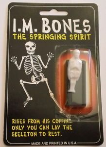 Magic I M Bones Magic Trick by Royal Magic Easy Magic for Kids Toy