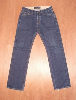 Mens Jimmy'Z Jeans Size 30 x 32 Button Fly