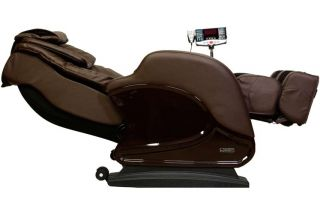 New Infinity It 8100 Brown Zero G Full Body Massage Chair Recliner w Warranty