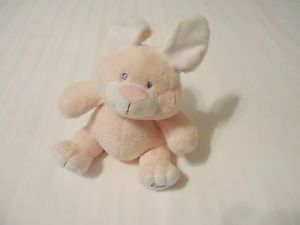 Kids II Suzy Talking Pink Bunny Rabbit Plush Baby Toy Says Peek A Boo