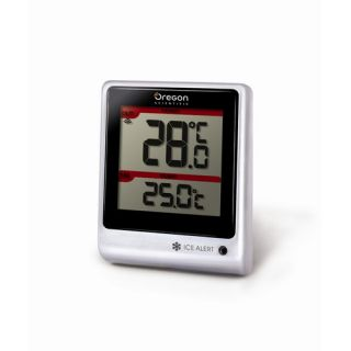 Oregon Scientific EMR201 Wireless Indoor / Outdoor Thermometer & Reviews