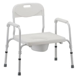 Nova Extra Wide Heavy Duty HD Commode Chair Bath Seat