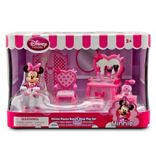 Disney Junior Minnie Mouse Beauty Shop Play Set Cyber Monday Deals