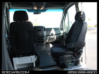Mercedes Benz Sprinter Handicap Van