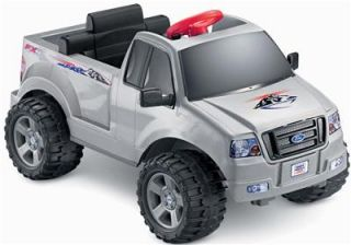 Power Wheels Lil' Ford F 150 Truck Battery Operated Kid's Ride on MSRP $176