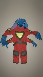Toddler  Lilo and Stitch Alien Halloween Costume Size XXS 2 3