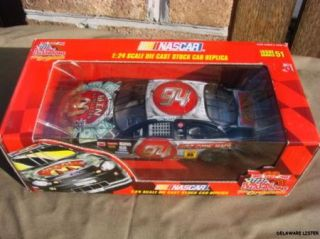 1999 10th Anniversary 94 McDonalds Million Dollar Win Ford 1 24 Scale Car New