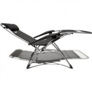 Portable Lounge Chair Seat Beach Patio Reclining Lounger Adjustable Recliner New