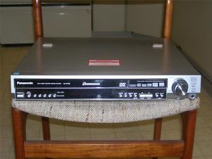 Panasonic SA HT920 5 Disc DVD Home Theater Surround Sound System Receiver