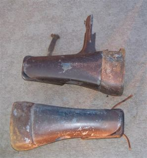 1937 1938 Chevy Tail Light Housings Buick Oldsmobile Pontiac Cadillac 1936 1939