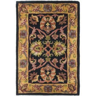 Safavieh Golden Jaipur Antiquity Navy/Gold Rug