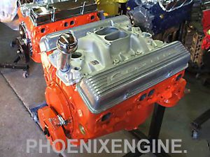 Chevy 1960s 327 350 HP Engine Date Code Fuelie Heads High Performance Vett GM10A