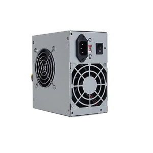 New 500W 500 Watt ATX Power Supply for Intel P4 AMD SATA Fan 20 24 Pin Dual Fan