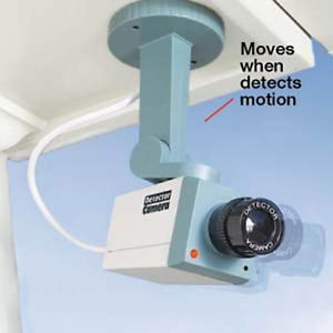 Battery Operated Motion Activated Home Security Detector Camera