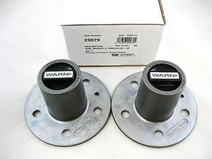 Warn 29070 4WD Manual Locking Hubs 1983 1989 Ford Bronco II Ranger