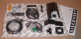 Land Rover Discovery 2 1999 2004 Universal Mobile Phone Installation Kit Genuine