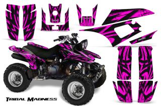 Yamaha Warrior 350 Graphics Kit Decals Stickers TMP
