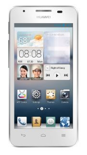 New Huawei Ascend G510 Unlocked GSM Android Cell Phone White