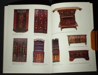 Book Hungarian Folk Art Sekely Painted Furniture Peasant Art Wooden Chest Design